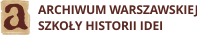 Archiwum Warszawskiej Szkoły Historii Idei